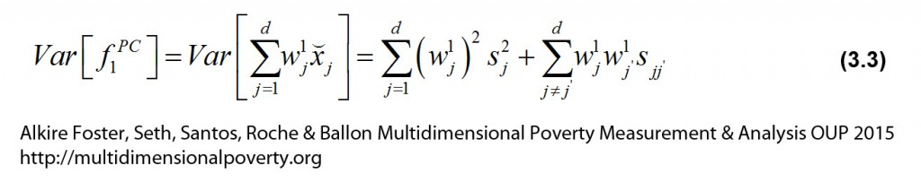 Multidimensional Poverty Measurement and Analysis – Chapter